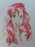 Ariel by kaleidoangel
