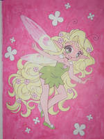 Spring Fairy by Mr-Pink-Rose