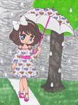 Rainy Day Girl