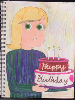 A 3-in-1 Birthday Wish