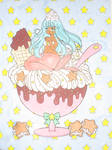 Want some mermaid with your sundae?