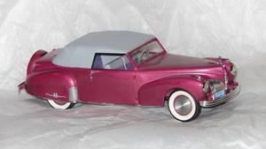 Classy Custom Cruiser by Mr-Pink-Rose