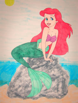 Ariel's waiting for you...