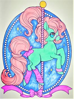 Pony of the 80's