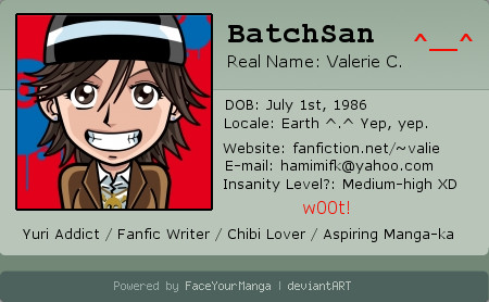 BatchSan's Profile Picture