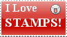 .:I Love Stamps:. by BatchSan