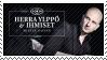 Herra Ylppo ja Ihmiset Stamp by Endoskeletalfishes