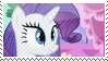Rarity Stamp by aNamelessGhoul