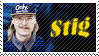 Stig Stamp by Endoskeletalfishes