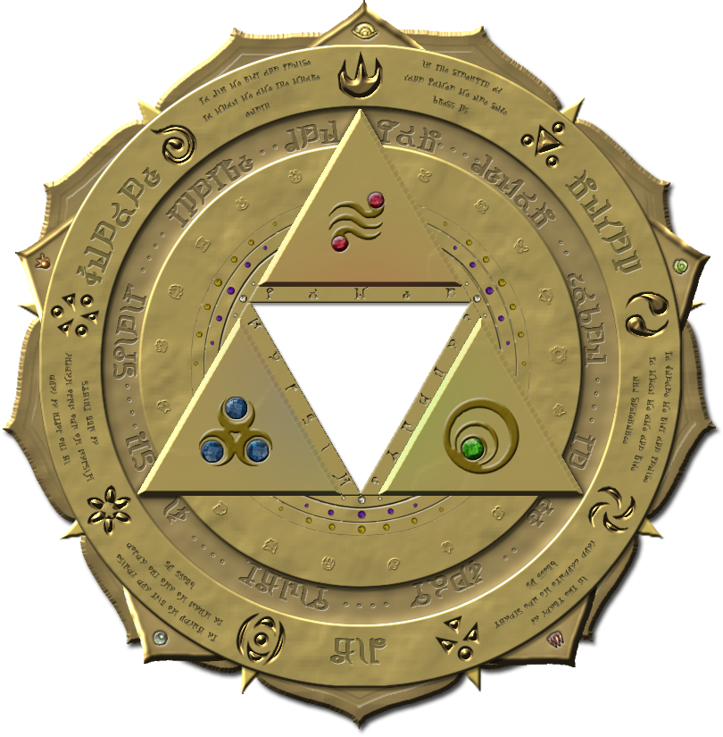 Hylian Religion Concept by TheWhiteMaiden