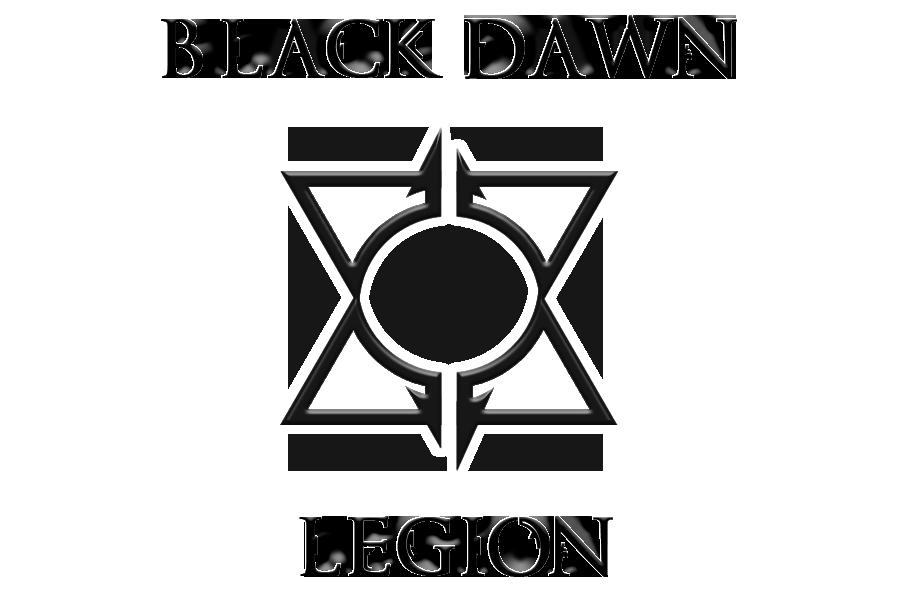 Black Dawn Legion Logo by soulhaven