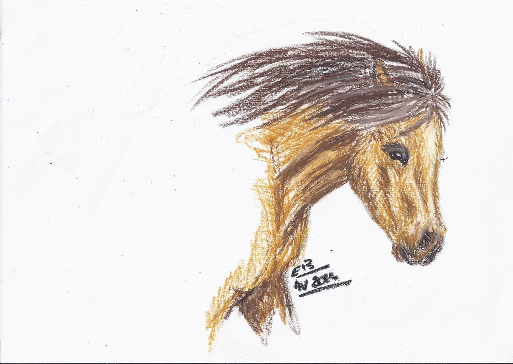 Poney au Caramel ! by Liliandril