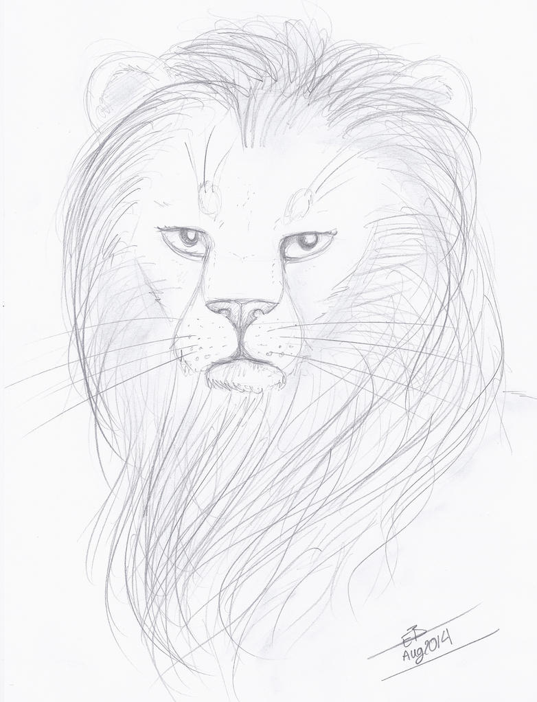 __Lion's Heart__ by Liliandril