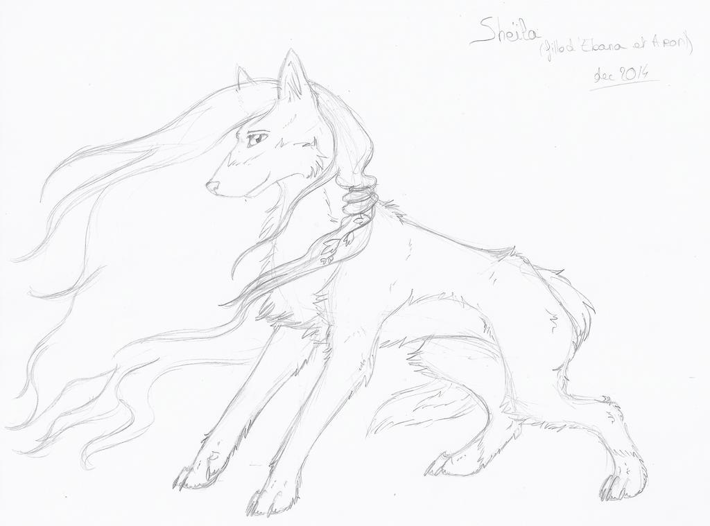 Sheila by Liliandril