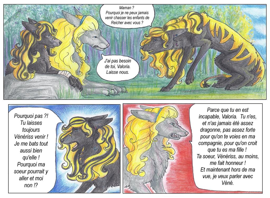 Valoria / comic by Liliandril