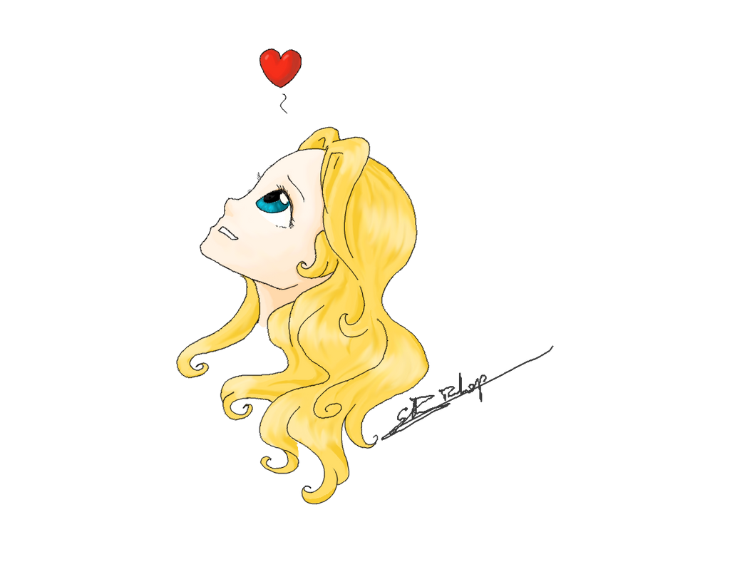 I think I'm in love by Liliandril