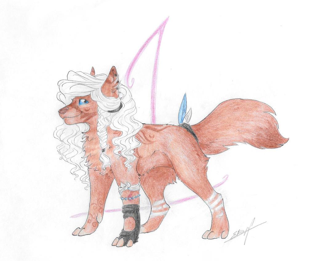 1st ~ Morokei by Liliandril