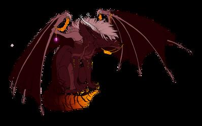 Shalerem - Le dragon - Gift