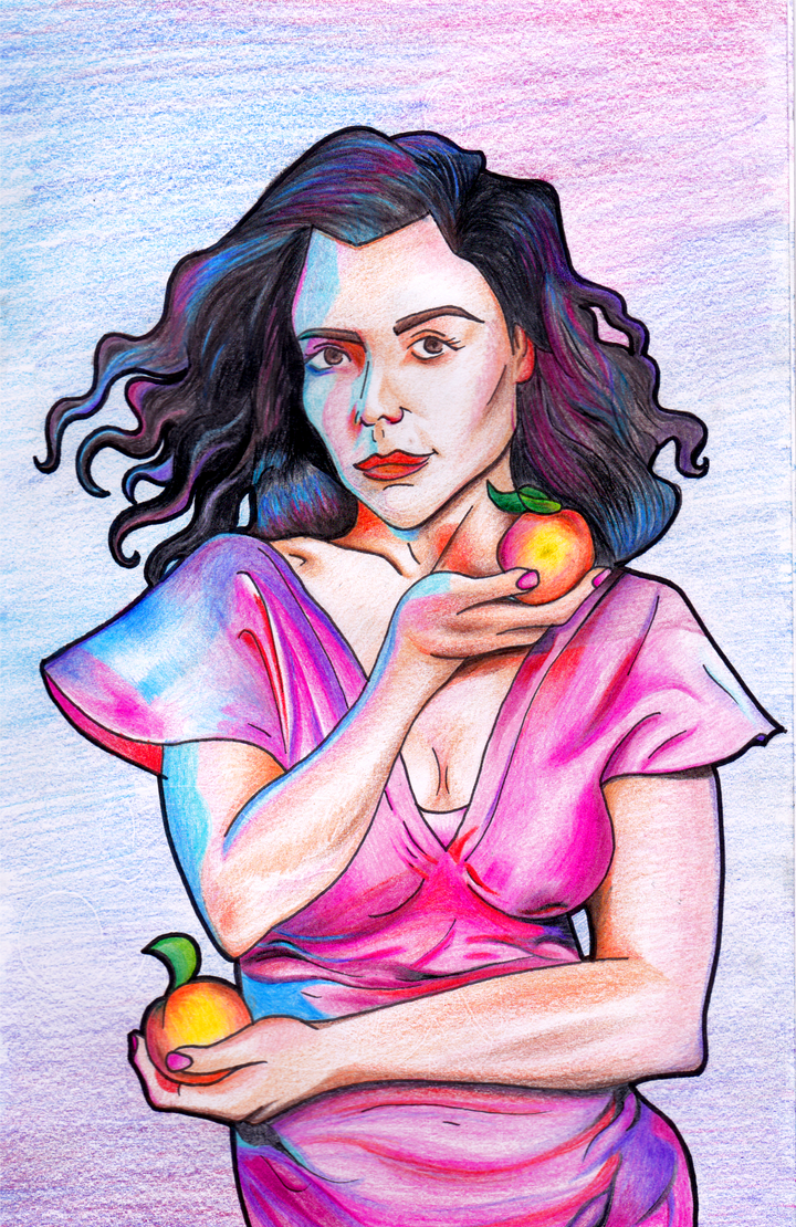 Marina and The Diamonds - FROOT by Mangaeyes