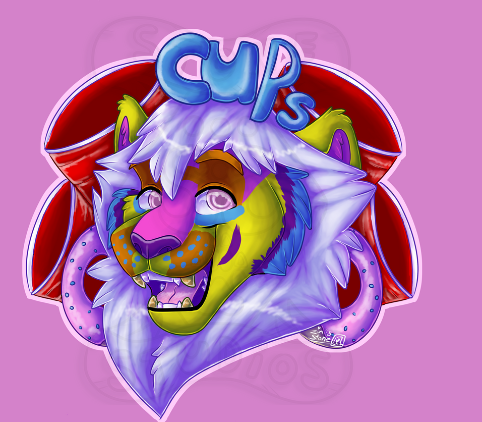 Cups CBE Badge by ZinStone
