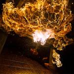 Burn the sky 5th
