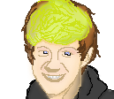 Pixel Niall by PrincetonsMonster