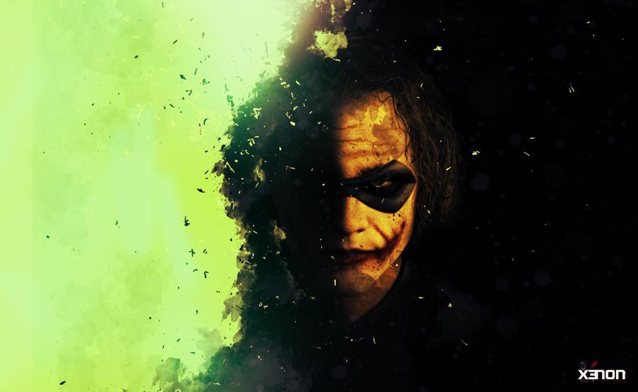 The joker by Nexon77