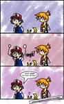 PKMN: GS Ball Comic