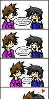 PKMN: Purple Comic