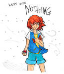 PKMN: Nothing Cover by OneWingedMuse
