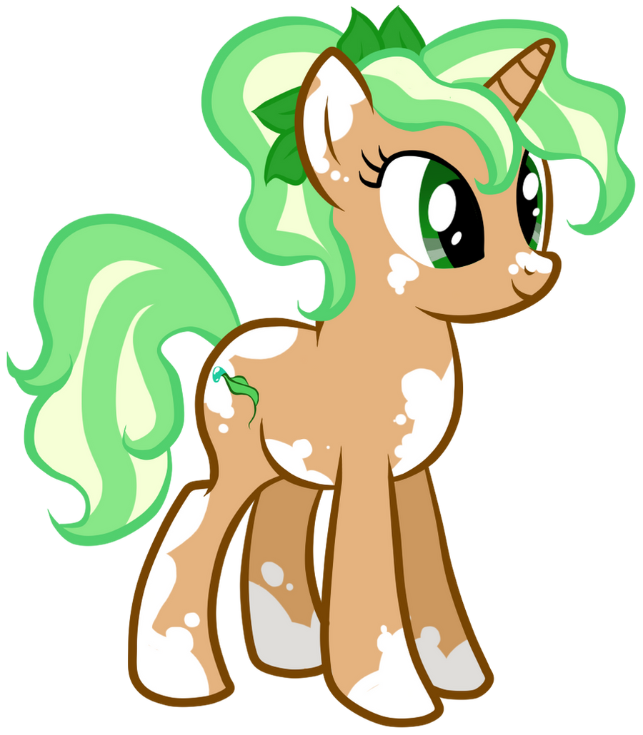 Caly Ref. by foxthepegasister