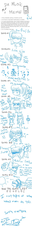 MSTieMiss' MUSIC MEME!! (Whoo-hoo!) by MSTieMiss