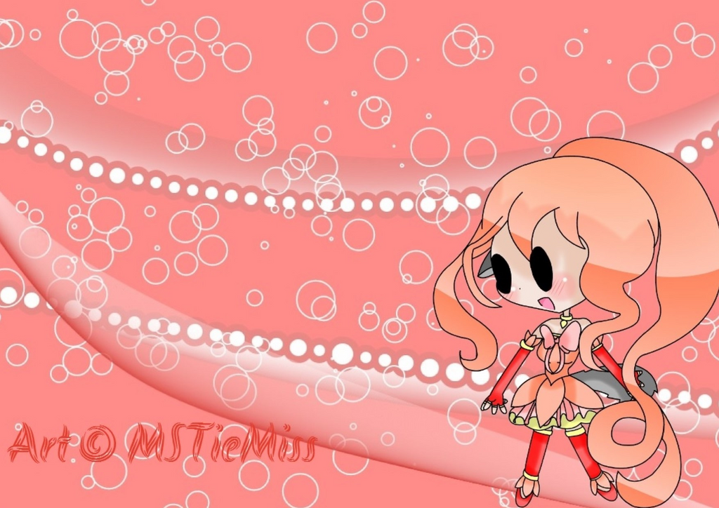 Mew Mew Berries 'N Cream|Pichi Kashine wallpaper by MSTieMiss