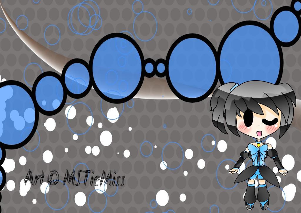 Mew Mew Berries 'N Cream Orio Niwa wallpaper by MSTieMiss