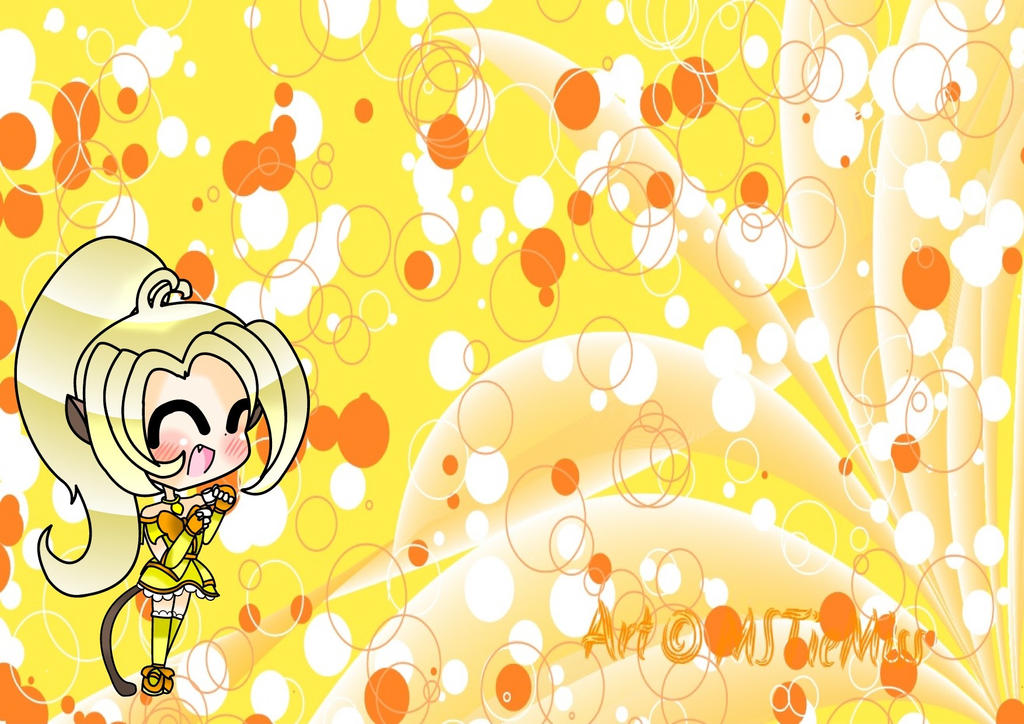 Mew Mew Berries 'N Cream Barina Miyazaki wallpaper by MSTieMiss