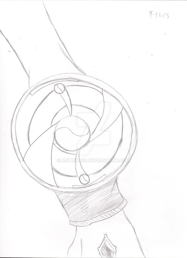 Homura's Time Shield (Day 17) by MSTieMiss