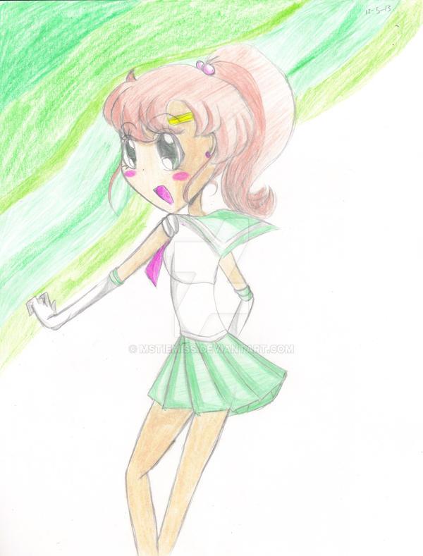 Oh look, more Sailor Moon fanart by MSTieMiss