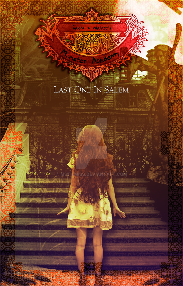 Cover: Salem and Wallace's Monster Academy by MSTieMiss