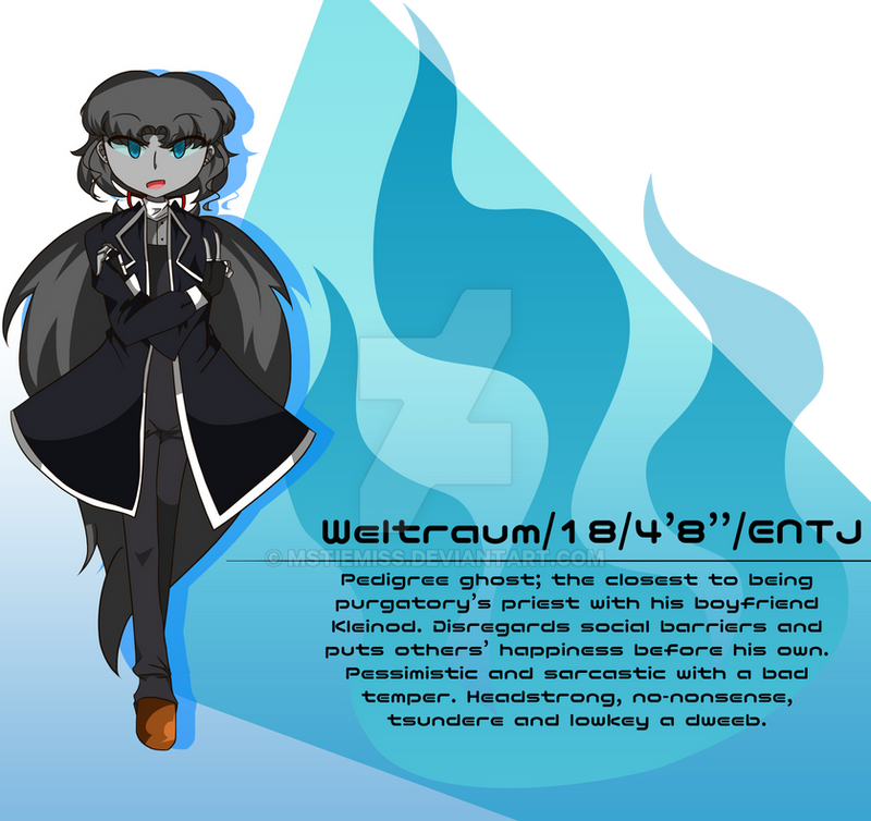 Weltraum Profile by MSTieMiss