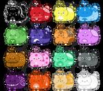 Catbean Batch 3 - Set Price [CLOSED]
