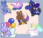 Bunnies are Back! - OTA [CLOSED - Thanks!]