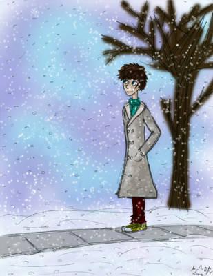 Winter Wonderland by snowballchibikat
