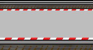 Train Station Platform Background by Spaztique