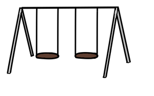 Swingset Prop by Spaztique