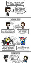 Spaztique's Guide to Touhou OC Creation