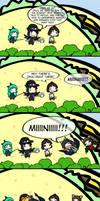 Mini's Fan's Short: The Shin(g)o Incident 5