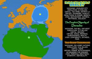 Loveless City Map/Civilizations by Spaztique