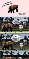 The Adventures of Kenma The Bear Youkai Episode 4
