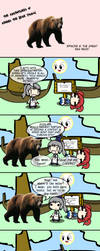 The Adventures of Kenma The Bear Youkai: Episode 6 by Spaztique