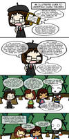 [Undertale] An Illustrated Guide to Chara Theories by Spaztique